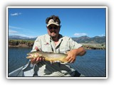 Fishing the Snake River in Jackson Hole Wyoming