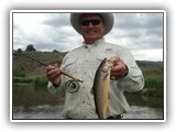 Cutthroat Trout on the Salt River
