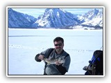 Nice Lake Trout on Jackson Lake