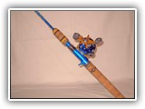 Custom Handle on Ice Rod