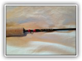 Custom Built Ice Rod for Customer