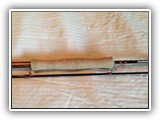 Custom Fly Rod Built on Sage Blank