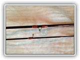 Guide Wraps on Custom Fly Rod